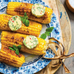 Braai Mielies with Chilli and Herb Butter
