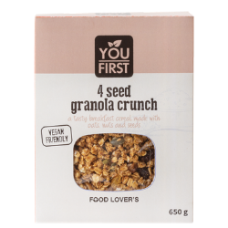 4-seed Granola Crunch