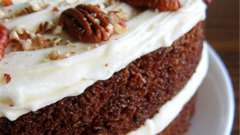 Real Food Carrot Cake