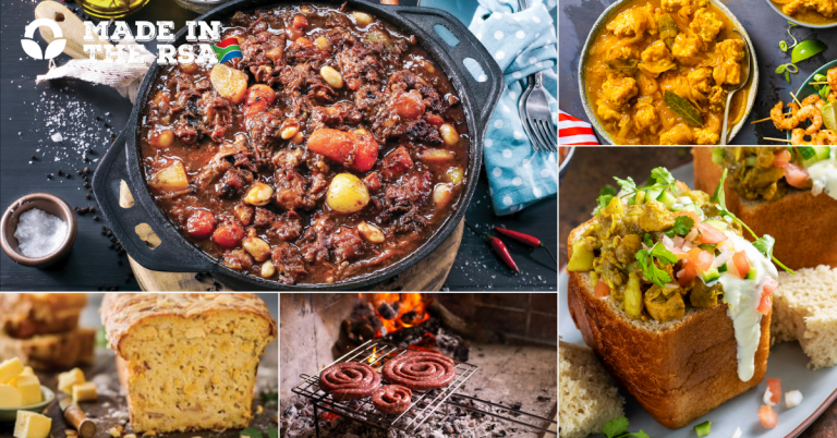Tuck into some of SA's tastiest dishes this Heritage Month