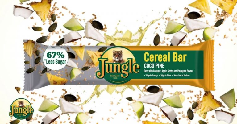 Jungle raises the bar with new indulgent and nutritious snacks