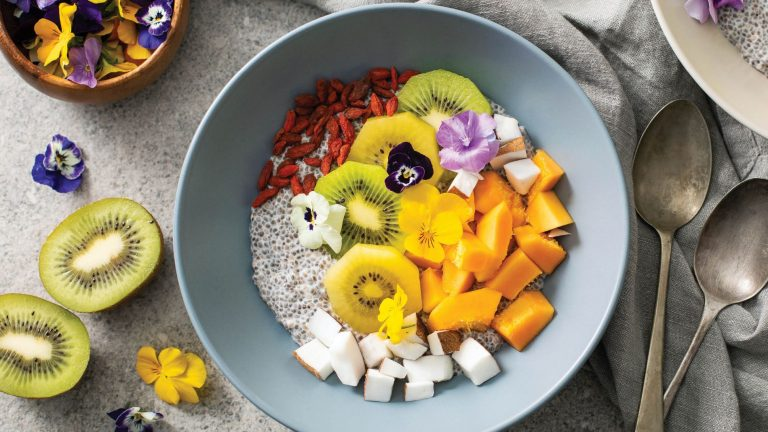 SUNSHINE CHIA BOWL