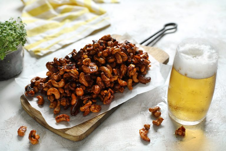 Peri Peri Beer & Bacon Cashew Nuts