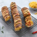 Food lovers-cheese-chilli-french-loaf