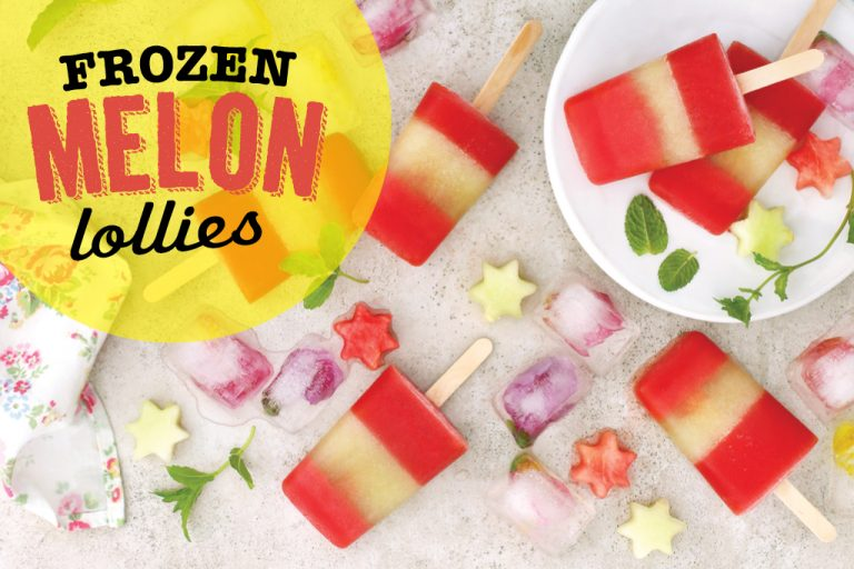 Summer Ice Lollies