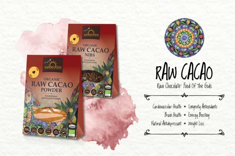 SOARING FREE SUPERFOODS – Raw Chocolate: The Nutritional and Guilt Free 'Food of the Gods'!