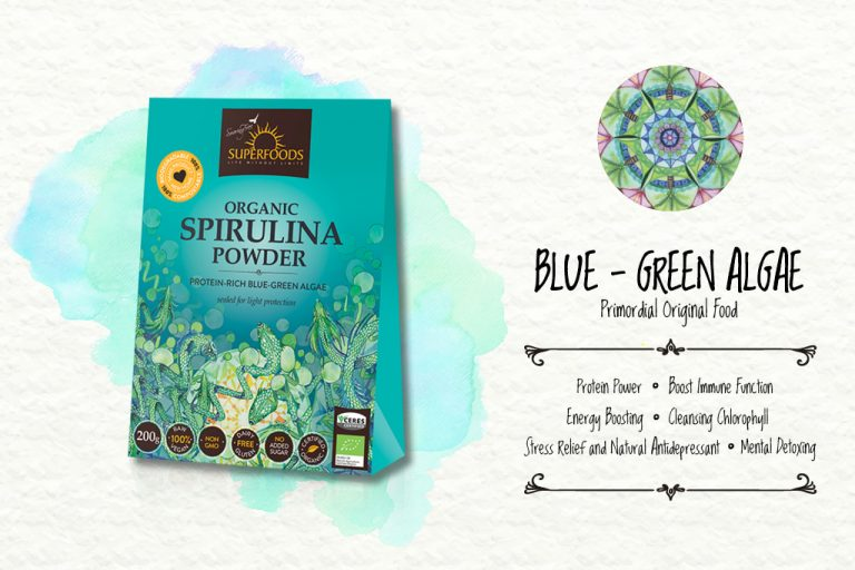 SOARING FREE SUPERFOODS – Spirulina, Magical Greens!