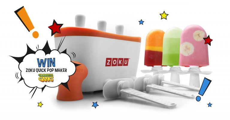 WIN WITH THE GOODNESS GANG & ZOKU ICE POPS