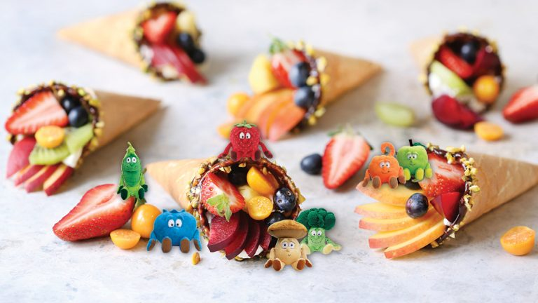 5 Kids Spring Recipes from the Goodness Gang