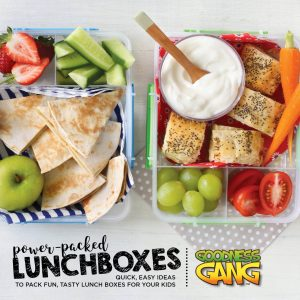 power packed lunch boxes