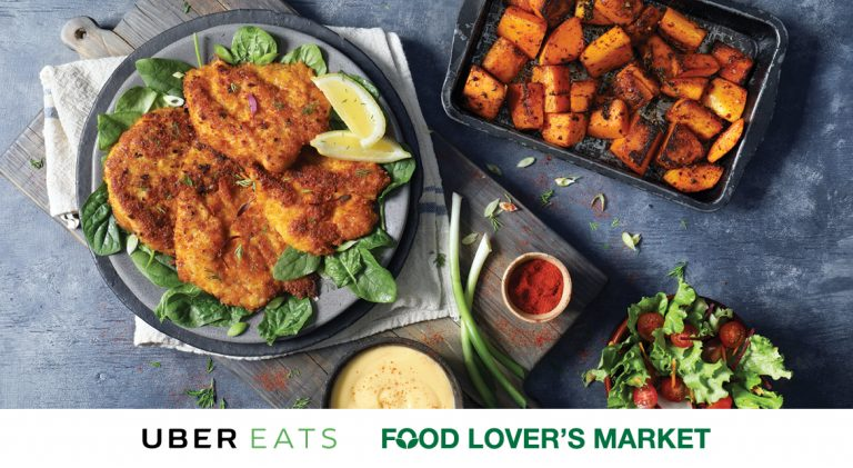 UberEATS and Food Lover's Market Team Up to Take Food Delivery into the Future