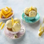 Mango Frozen Yoghurt Food Lovers