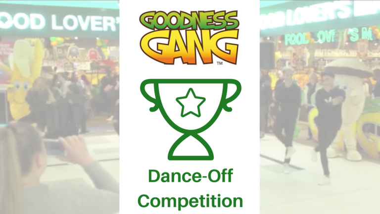 The Goodness Gang Staff Dance-Off!