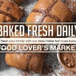 hot-cross-buns-food lovers market
