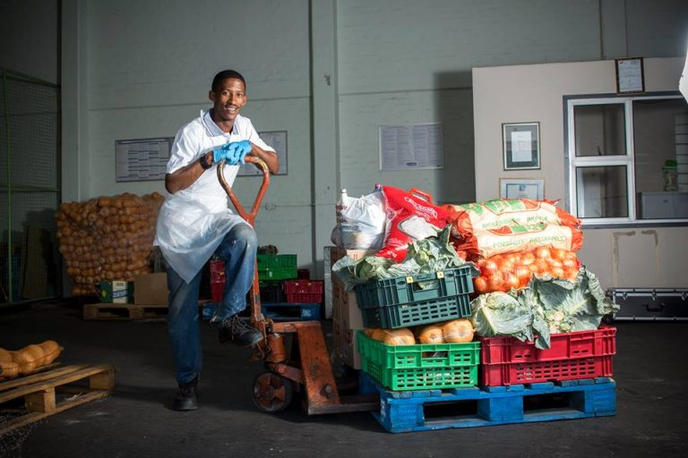 Investing In Our Communities With Our Partner For Change: Food Forward SA
