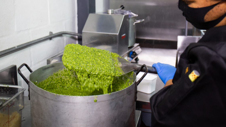 Let's talk about pesto – from a true expert