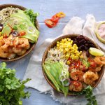 prawn-and-avo-burrito-bowl