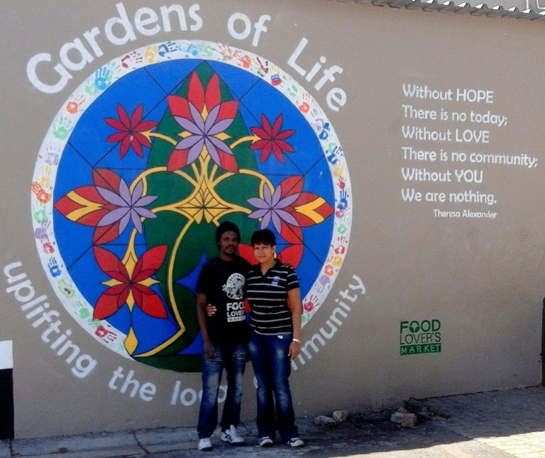 Community Garden Gives a Hand Up to the Needy