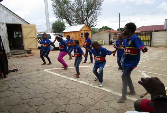LUVUYO CHILDREN'S HOME