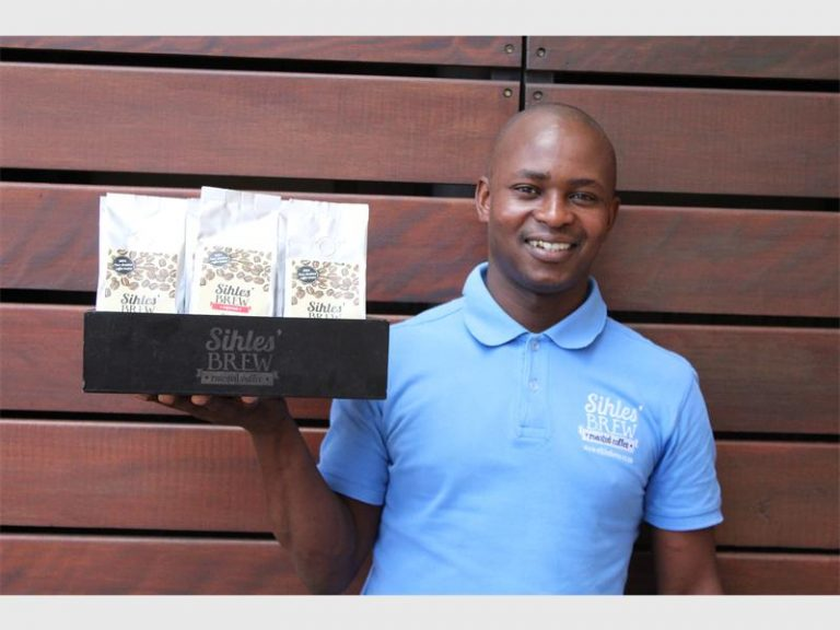 Sihle's Brew: From part time gardener to owning a coffee empire