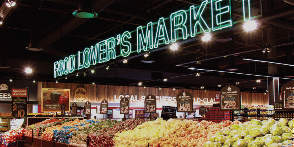 Home - Food Lovers Market