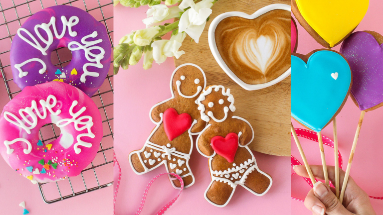 Valentine's cook up at Home – Inspiration