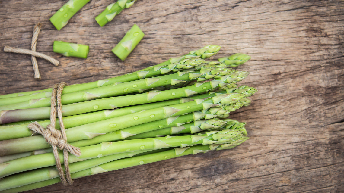 Eat Asparagus this Spring!