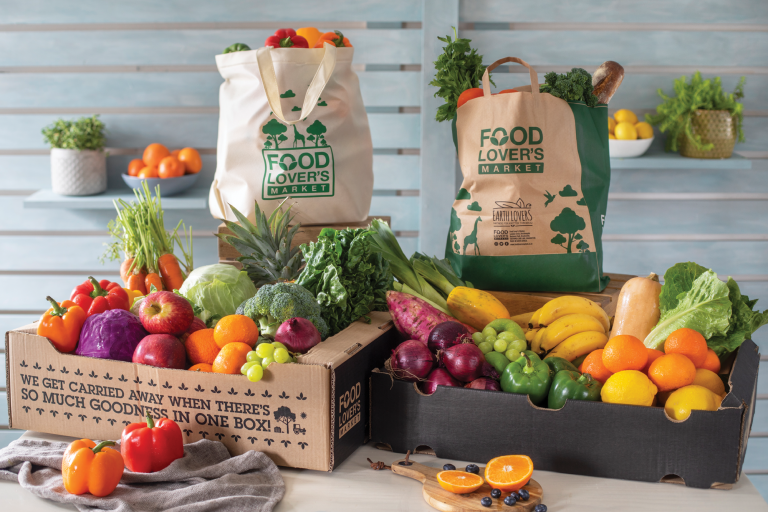 Food Lover's Markets' commitment to reducing packaging