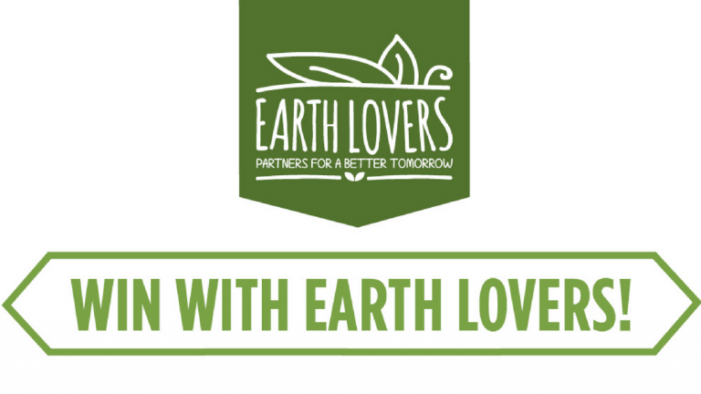Win R1000 with Earth Lovers!