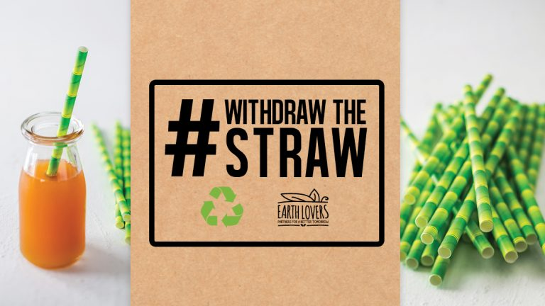 Food Lover's Market bans plastic straws in its stores
