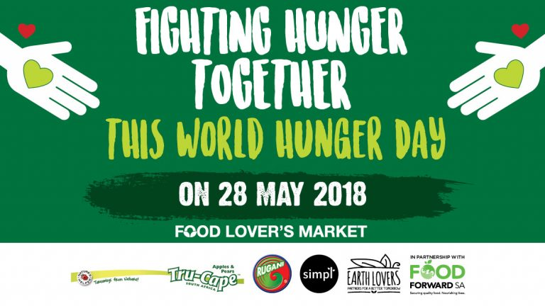 Hunger Month launches at Food Lover's Market