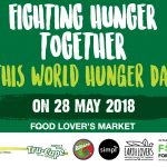 Fight World Hunger Together this World Hunger Month!
